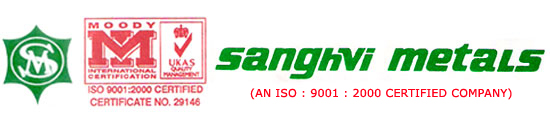 Sanghvi Metals, Mumbai Stockists & Suppliers of Stainless Steel